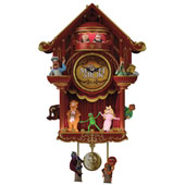 The Disney The Muppet Show Cuckoo Clock.