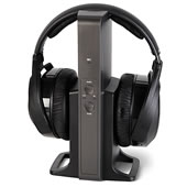 Best Tv Listener Headphones Black