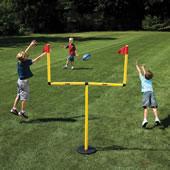 The Winning Field Goal Backyard Goal Post.