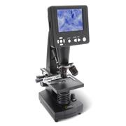 Video Screen Microscope.