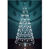 The High Modernist's Christmas Tree.