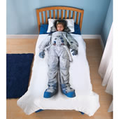 When I Grow Up Bedding, Astronaut