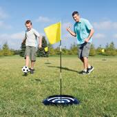 Soccer Golf Game