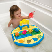 The Bath Enticing Play Table.