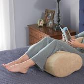 Superior Comfort Microsuede Leg Lounger