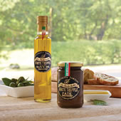 Authentic Italian Truffle Oil And Pate