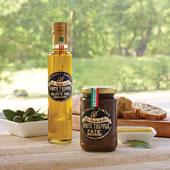 Authentic Italian Truffle Oil And Pate
