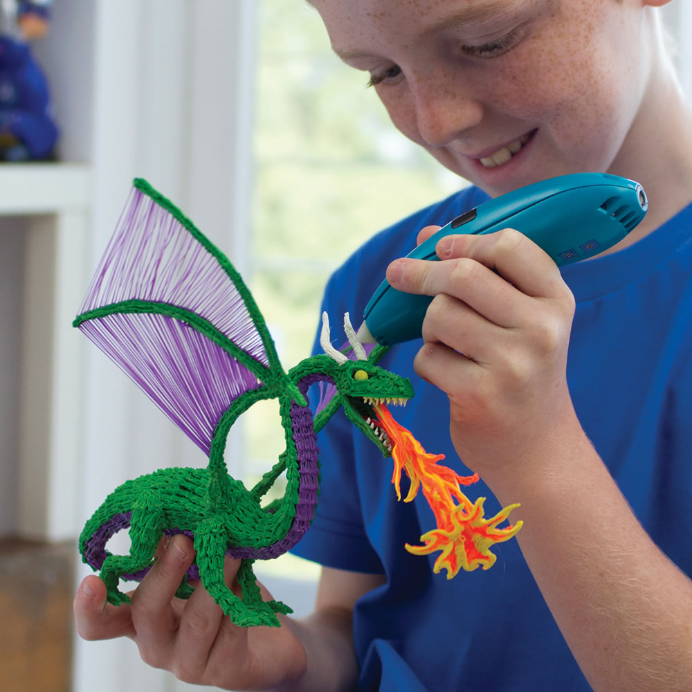 The Child's 3D Printing Pen2
