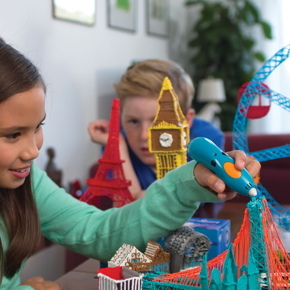 The Child's 3D Printing Pen3