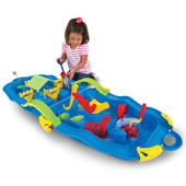 The Packable Portable Water Park.