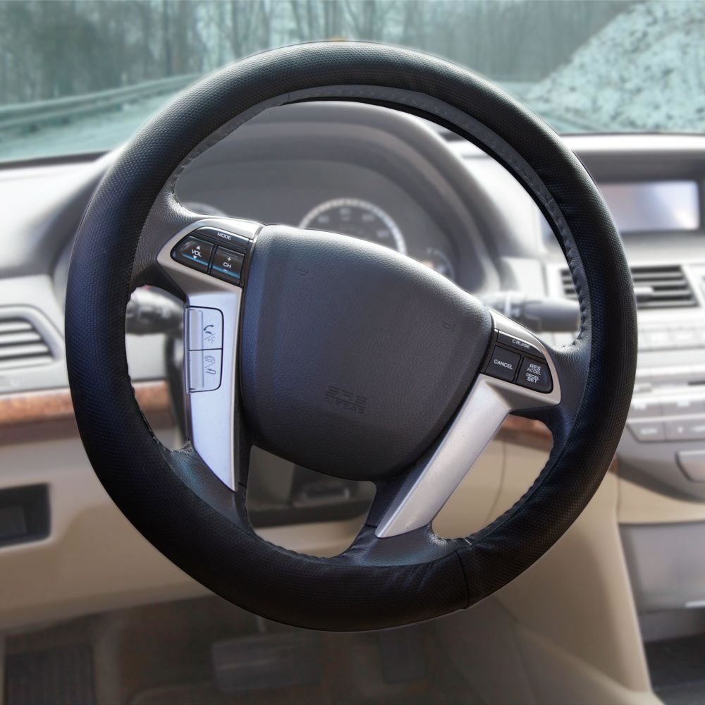 The Full Coverage Heated Steering Wheel Cover 2