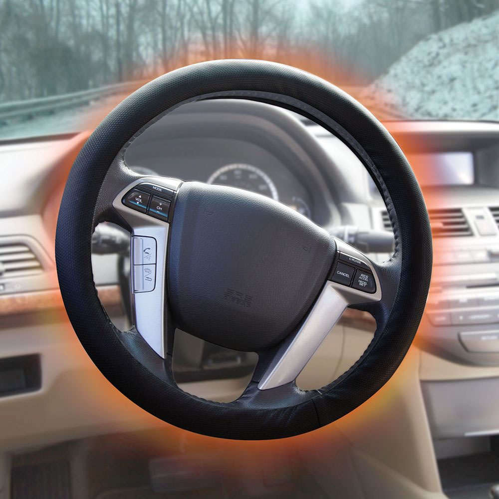 The Full Coverage Heated Steering Wheel Cover 1
