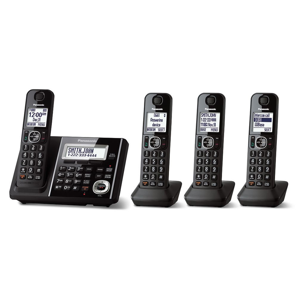 The Best Multi Handset Cordless Telephone 1