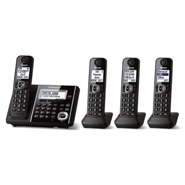 The Best Multi Handset Cordless Telephone.