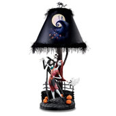 The Nightmare Before Christmas Lamp.