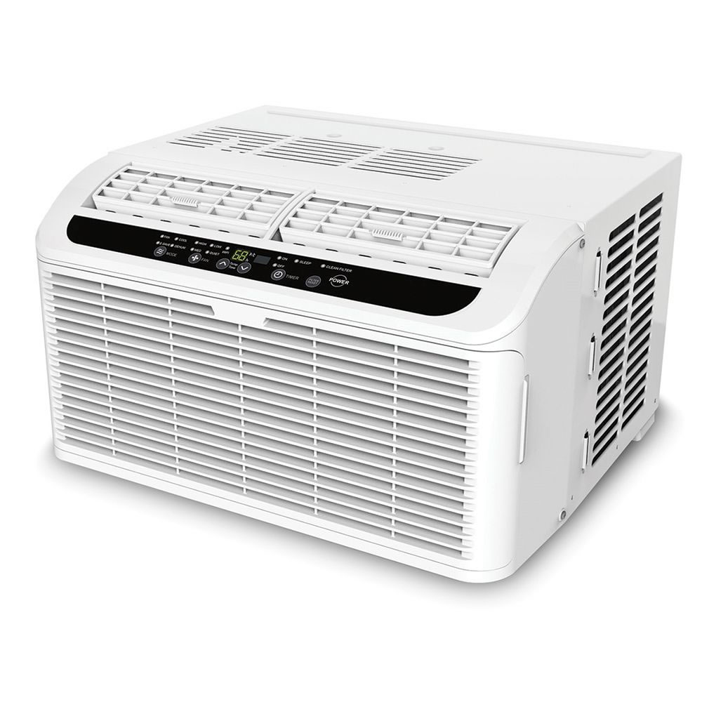 The World 39 S Quietest Window Air Conditioner Hammacher Schlemmer