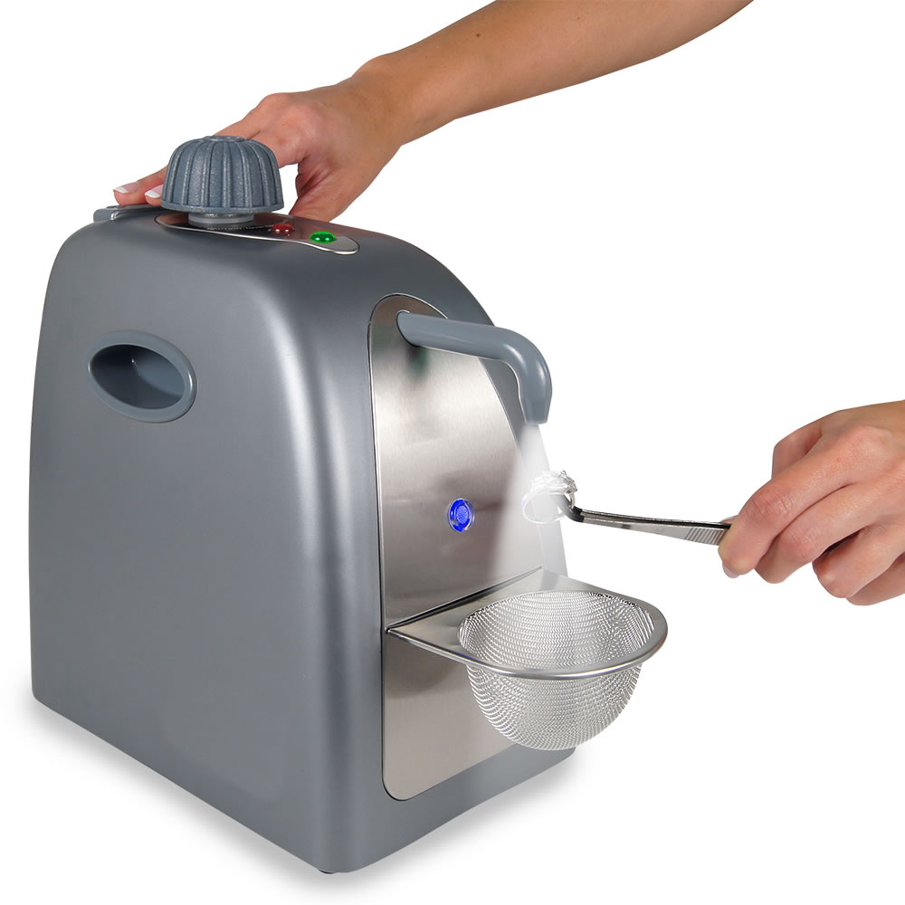 The Jeweler's Steam Cleaner 3