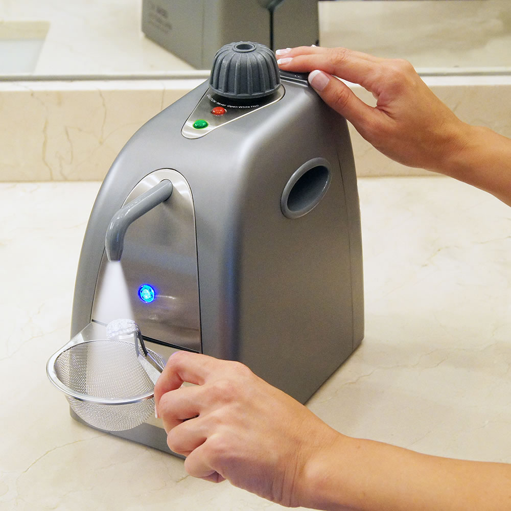 The Jeweler's Steam Cleaner 1