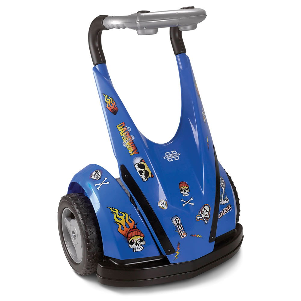 The Child's Motorized Personal Transporter (Blue)2