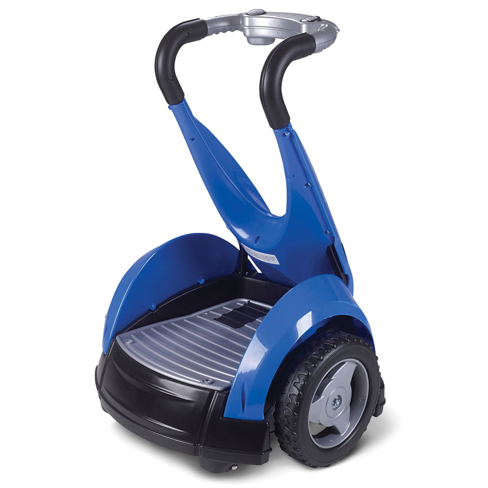 The Child's Motorized Personal Transporter (Blue)3