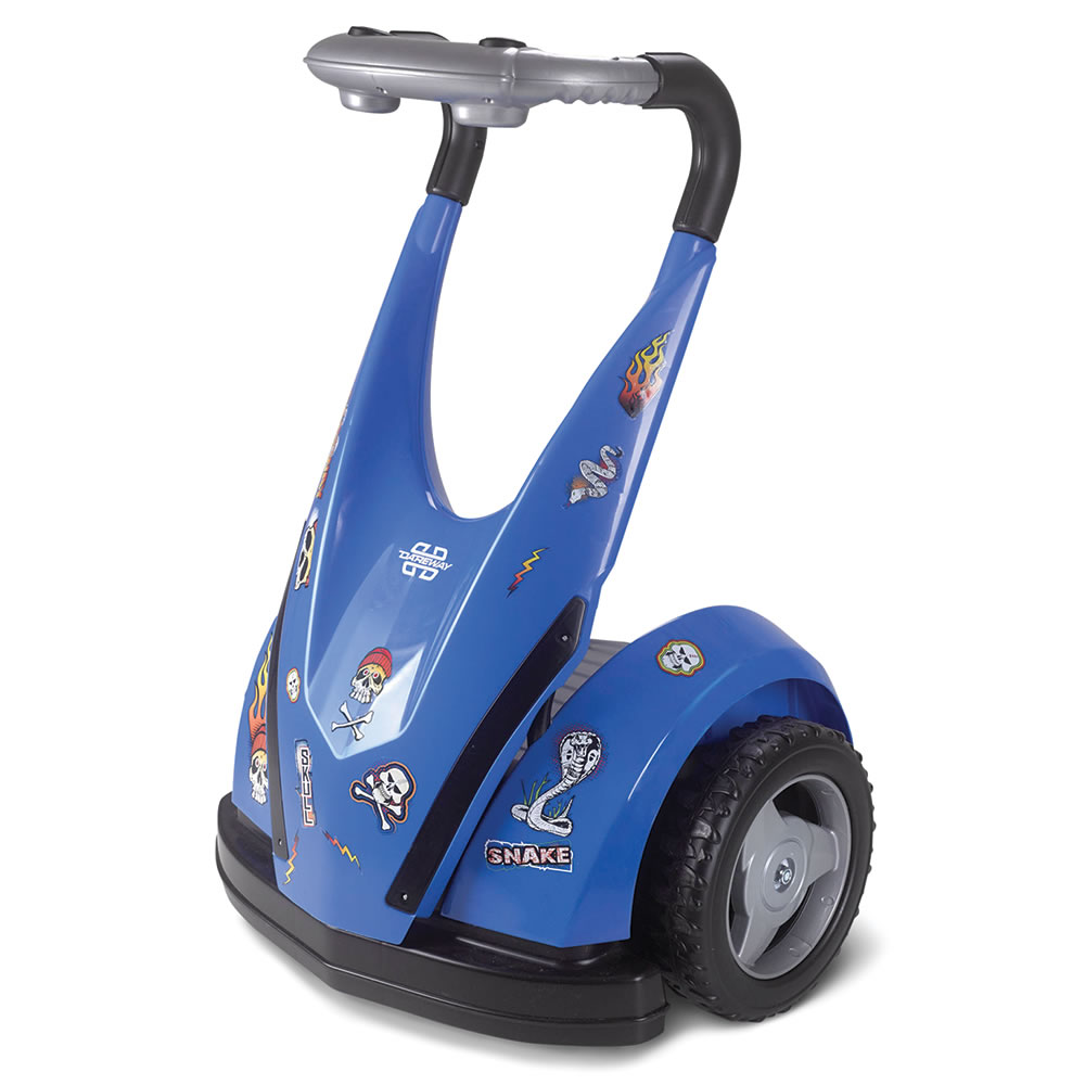 The Child's Motorized Personal Transporter (Blue)4
