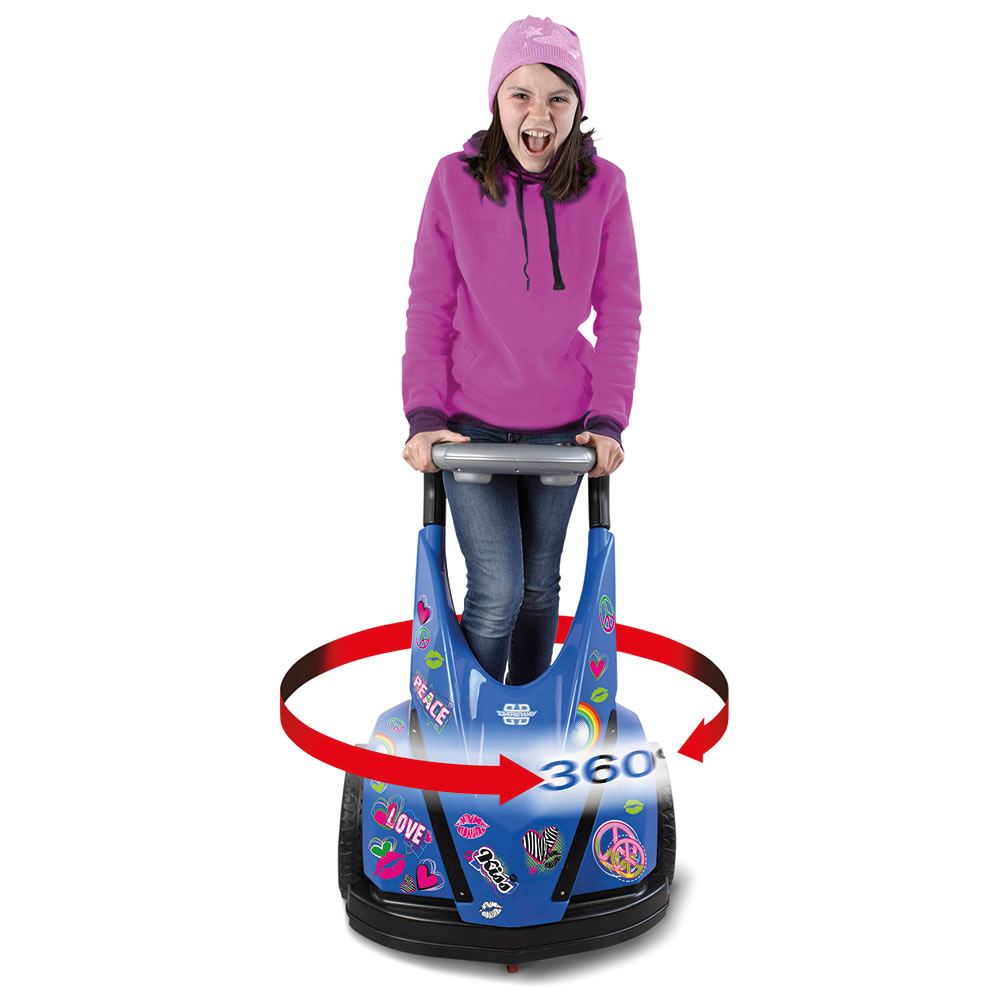 The Child's Motorized Personal Transporter (Blue)6
