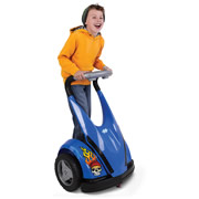 The Child's Motorized Personal Transporter.