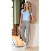 The Washable Cashmere Sweatpants (Lady?s).