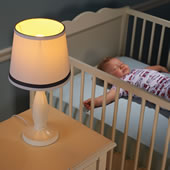The Sleep Promoting Nursery Soft Light.