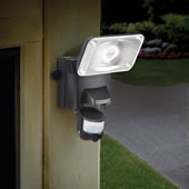 The Video Recording Solar Security Light.