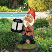 Wireless Garden Gnome Speaker Multi