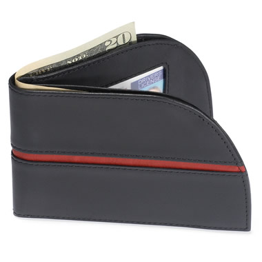 The Front Pocket Wallet.