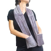 The Neck and Hand Warming Herbal Wrap.