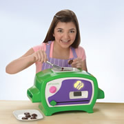 The Make Your Own Girl Scout Cookie Oven.