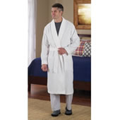 The Genuine Seersucker Spa Robe.