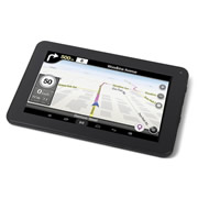 The International Traveler's GPS Tablet.