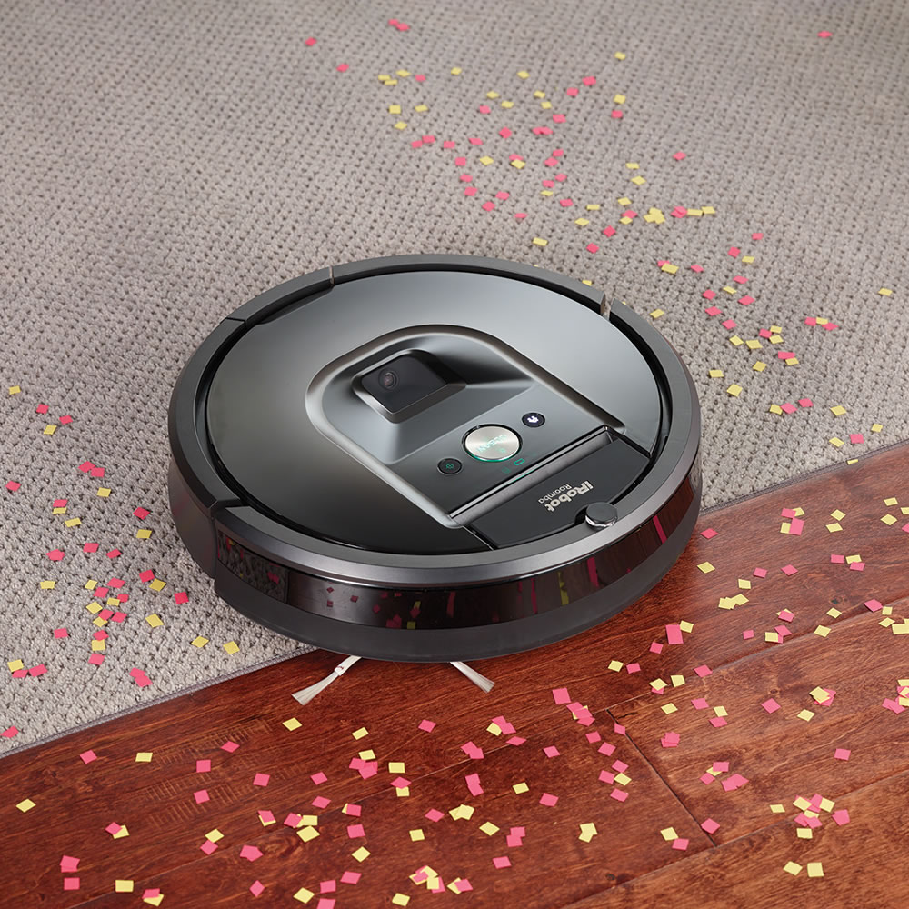 The App Controlled Roomba 9801