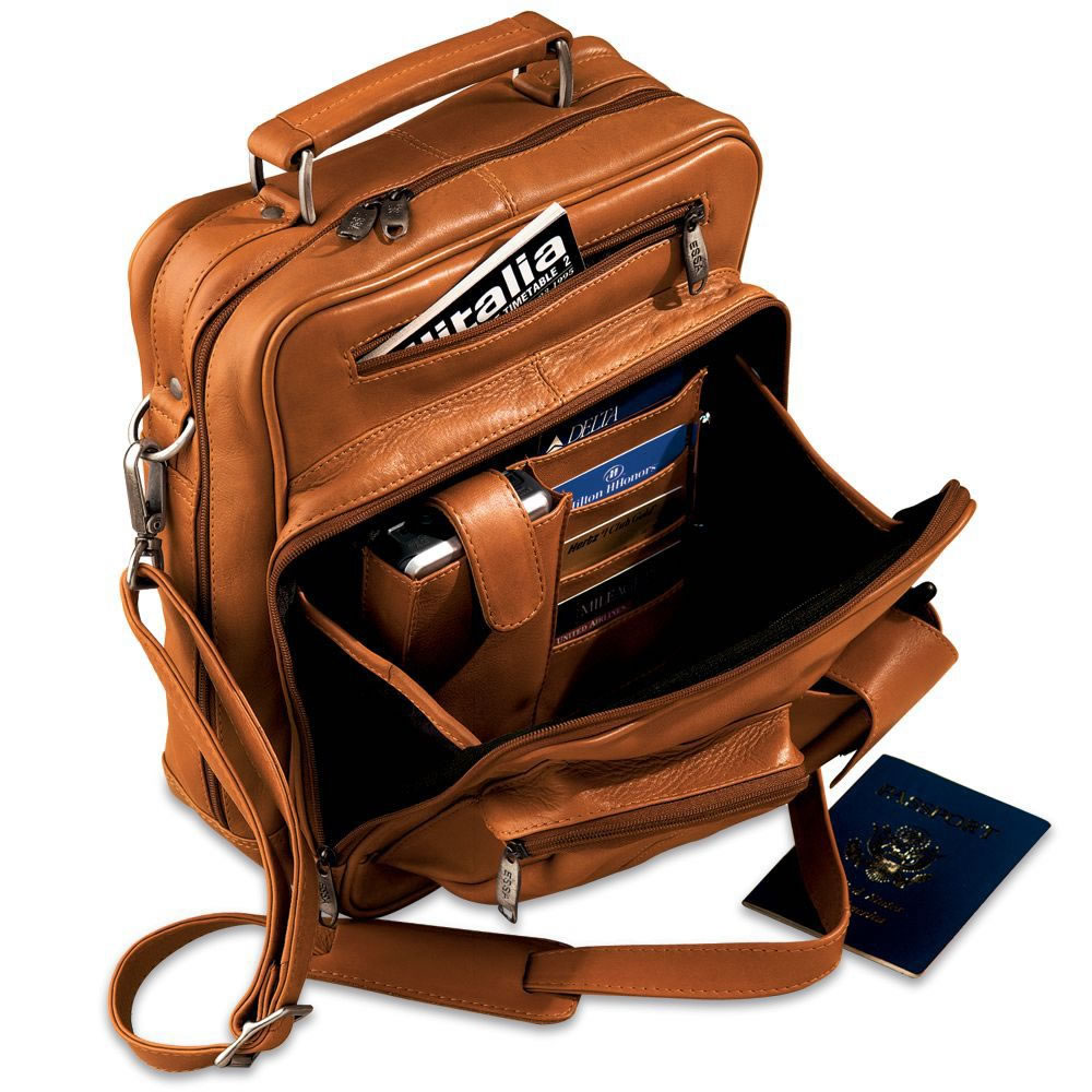 The Organized Traveler's Carry On 1