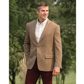 The Genuine Donegal Tweed Sportcoat.