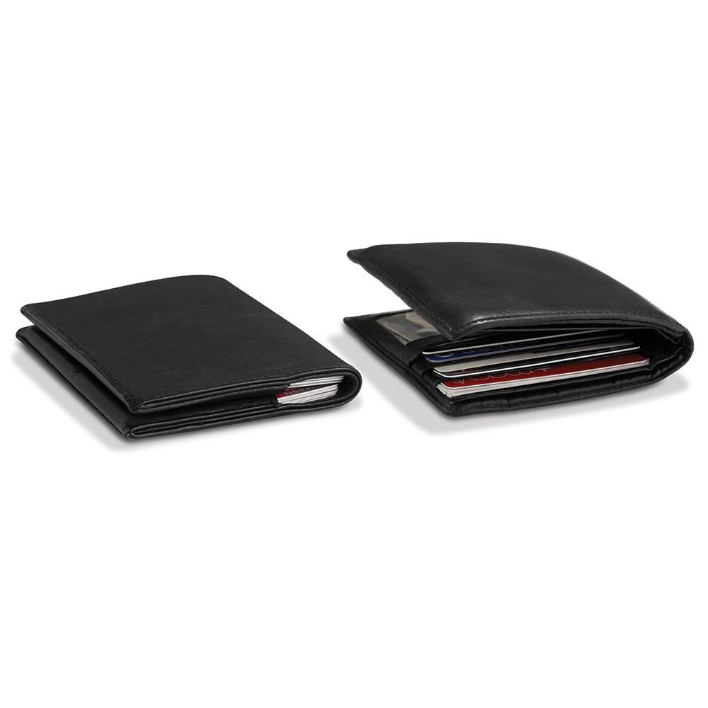 The Florentine Lambskin Ultrathin Wallet 2