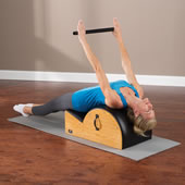 The Pilates Spine Corrector.