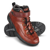 Men Pain Rel Hiker Black 10
