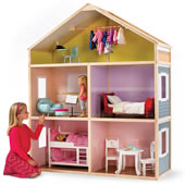 6 Foot Doll House