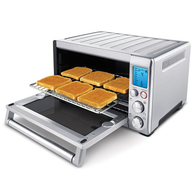 The Best Toaster Oven.