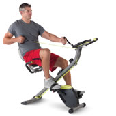 The Stowable Full Body Exercise Bike.