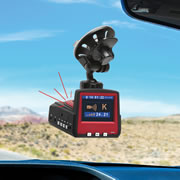 The Trip Recorder/Radar Detector.