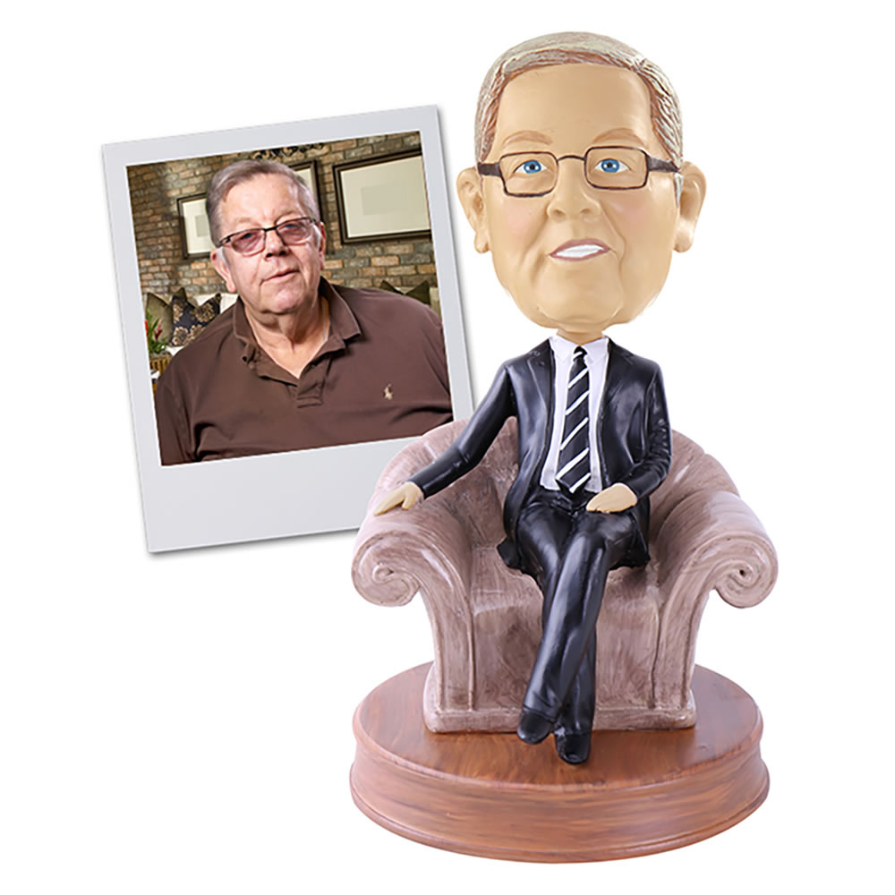 The Personalized Caricature Bobblehead3