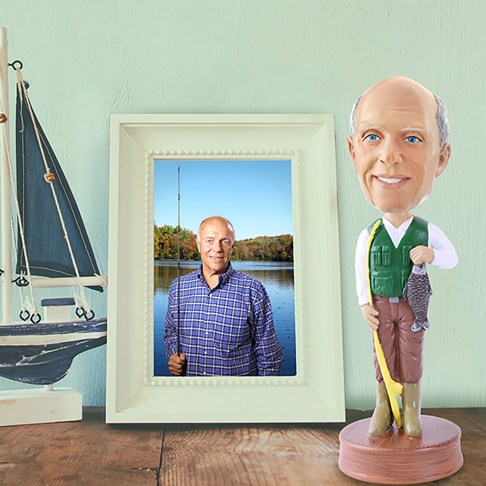The Personalized Caricature Bobblehead1