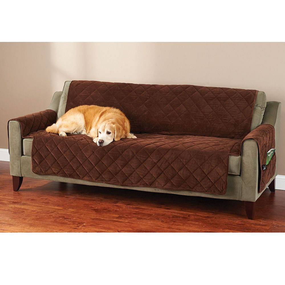 The Furniture Protecting Memory Foam Pet Covers