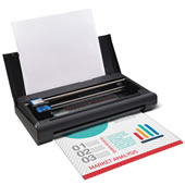 The Traveler?s Full Page Portable Printer.